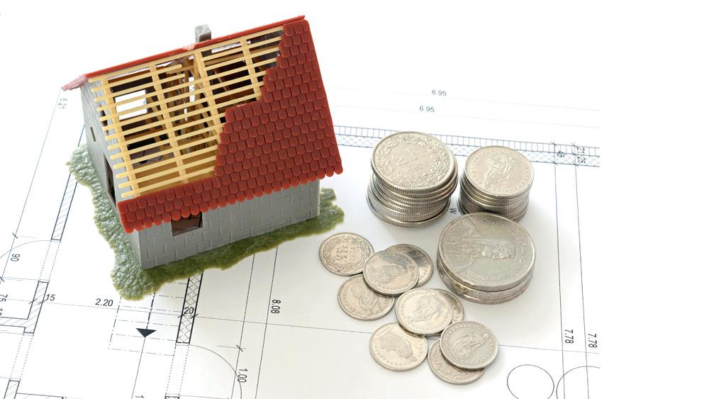 Bau-Finanzierung