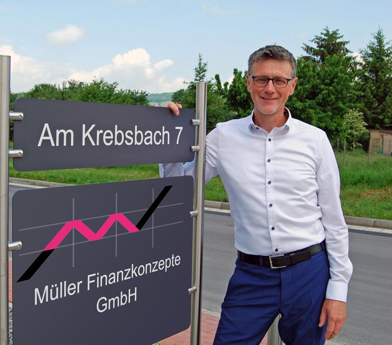 Müller Finanzkonzepte GmbH: Versicherungsmakler / Versicherungsvermittler